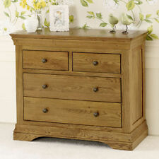 Unbranded Oak 60cm-80cm Height Chests of Drawers