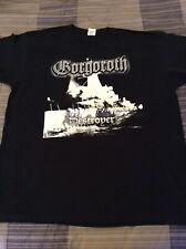 GORGOROTH Destroyer Shirt XL, Urgehal, Azarath, Nekkrofukk, Deus Mortem, Taake
