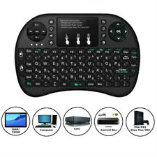 Android 2.4G Mini Wireless Keyboard with Touchpad for PC Pad Android Smart TV