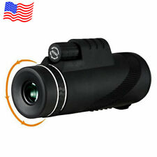 40x Optical Zoom Lens Telescope Telephoto Clip on for Mobile Cell Phone Camera