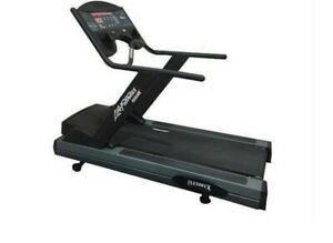 Refurbished Life fitness treadmill 9500HR Commercial Gym Equipment