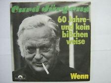 UDO JURGENS 45 TOURS GERMANY WENN