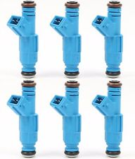 Set of 6 28LB /hr Fuel Injectors Fits Chevrolet GMC V6 3.8L Turbo SHO 300cc  EV1