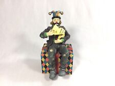 Emmett Kelly Jr 1999 Collector's Society Enrollment Figurine
