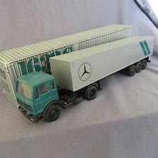 241E NZG 187 Mercedes-Benz 1632-1932 Camión 1:50