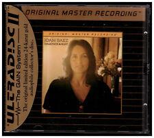 Audiophile MFSL GOLD CD 646 Joan Baez - Diamonds & Dust SEALED