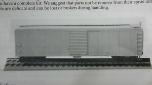 S Scale America SSA 702 Pennsylvania X29 Boxcar Kit Creco Door S-Scale MIB
