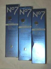 3x  Boots No7 Lift & Luminate Triple Action Serum 30 ml 1 oz - NEW