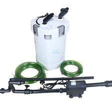 SUNSUN HW-505A 4-STAGE AQUARIUM EXTERNAL CANISTER FILTER 100GAL