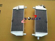 Aluminum Radiator for Kawasaki KX125 KX250 1994-2002 95 96 97 98 1999 2000 2001