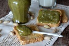 Pâte à Tartiner Pistache avec des Éclats de Pistache Caramélisés