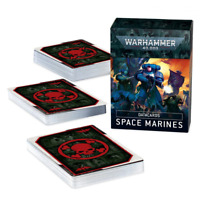 Datacards Space Marines 9th Edition 2020 Warhammer 40K NEW