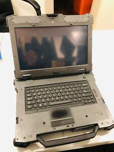 Dell Xfr e7420 core i7 3.6 ghz 16 gb mem 1 tb ssd military rugged toughbook
