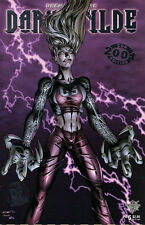 DREAMS OF THE DARKCHYLDE #5  DYNAMIC FORCES EXCLUSIVE COVER with C.O.A.  nm ~