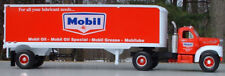 EXXON MOBIL OIL B MACK TRACTOR TRAILER 14 INCHES LONG BIG RIG - FIRST GEAR