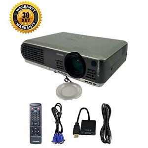 Toshiba TLP-T60M 3LCD Projector XGA Portable HDMI-adapter w/Accessories bundle