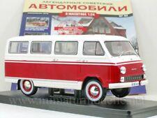1:24 RAF 977 DM Latvia Minibus Hachette #44 DDR Russische Russian VW T1 UdSSR OV