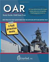 OAR Study Guide: OAR Exam Prep and Practice Test Questions
