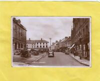 ARMAGH   ,   MARKET  STREET  ,   OLD CAR s  -  Northern Ireland  ( 1A  )