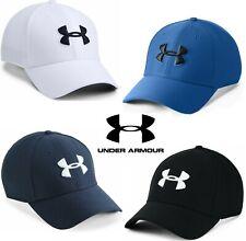 New Mens Under Armour Blitzing 3.0 & 2.0 Breathable Baseball Golf Cap Hat