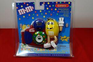 M & M's Figural Camera - Multicolored  - in original unopened package