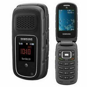 Samsung Rugby III 3 SGH-A997D - Black (Telus/GSM Unlocked) Cellular Flip Phone