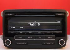VW JETTA, EOS, Transporter, Polo, TIGUAN, SHARAN RCD 310 MP3 CD Radio Stereo Auto CODICE