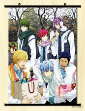 "8""*12"" Home Decor Japan Anime Kuroko no Basket Cosplay Wall Poster Scroll 152"