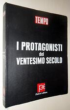 Capone-Sturani-Garretto I PROTAGONISTI DEL VENTESIMO SECOLO 1970 Palazzi STORIA
