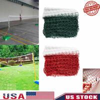Training Beach Net For Garden Indoor Outdoor Games Badminton Volleyball Portable