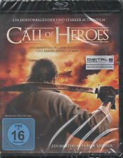 Call Of Heroes Blu Ray NEU Actionfilm mit Benny Chan Louis Koo Lau Ching Wan
