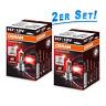 Osram H7 Voiture Lampe à Halogène 12V 55W PX26d Silverstar 2.0 +60% 2 Pièces