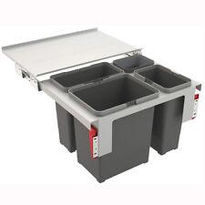 FRANKE Sorter Garbo 60-3 Abfalltrennsystem / 1 x 8 l / 1 x 12 l / 1 x 18 l Behäl