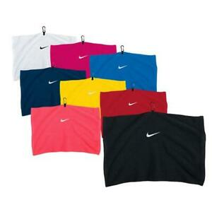 Nike Golf Embroidered Towels - Select Color