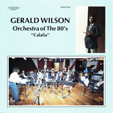 Gerald Wilson Orchestra of the 80's – Calafia très rar