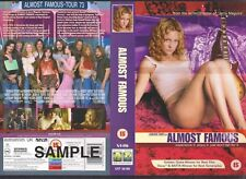 Almost Famous, Kate Hudson Video Promo Sample Sleeve/Cover #9461