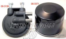 BSA Triumph Norton AJS Ölfilter Conversion 06-3139 06-3371 oilfilter conversion