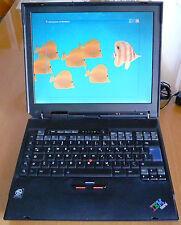 IBM (Lenovo) Thinkpad A 30 + Digicom Wi-Fi USB 300 Mbit