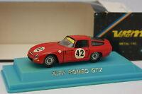 Verem 1/43 - Alfa Romeo GTZ
