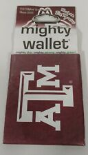 TEXAS A&M MIGHTY WALLET TYVEK DY-664