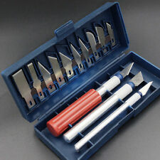 13pcs/Set Wood Carving Tools Set Metal Engraving Craft Sculpture Cutting Tool