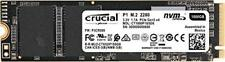 Crucial Technology 222828 Crucial Ssd Ct1000p1ssd8 P1 1tb 3d Nand Nvme Pcie M.2