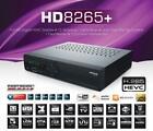 🇮🇹 TIVUSAT Sat Receiver AMIKO 8265+ HD vorbereitet für Karte Senderliste 🇮🇹