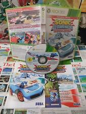 XBox 360:Sonic All-Stars Racing Transformed [TOP SEGA] COMPLET - Fr