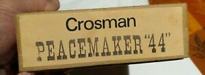 crosman bb gun peacemaker 44