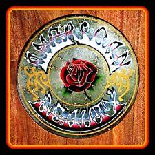 "4.25"" Grateful Dead American Beauty vinyl sticker. Album art decal for car."