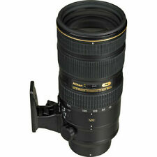 New ListingNikon Af-S Nikkor 70-200mm f/2.8G Ed Vr Ii Black w/ front element filter