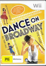 Nintendo Wii Dance on Broadway Game Aus Release Complete