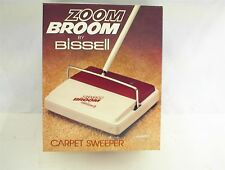 BISSELL CARPET SWEEPER ZOOM BROOM MODEL 2336 NEW IN BOX