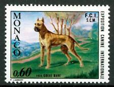 MONACO - 1972 - Esposizione canina internazionale di Montecarlo.